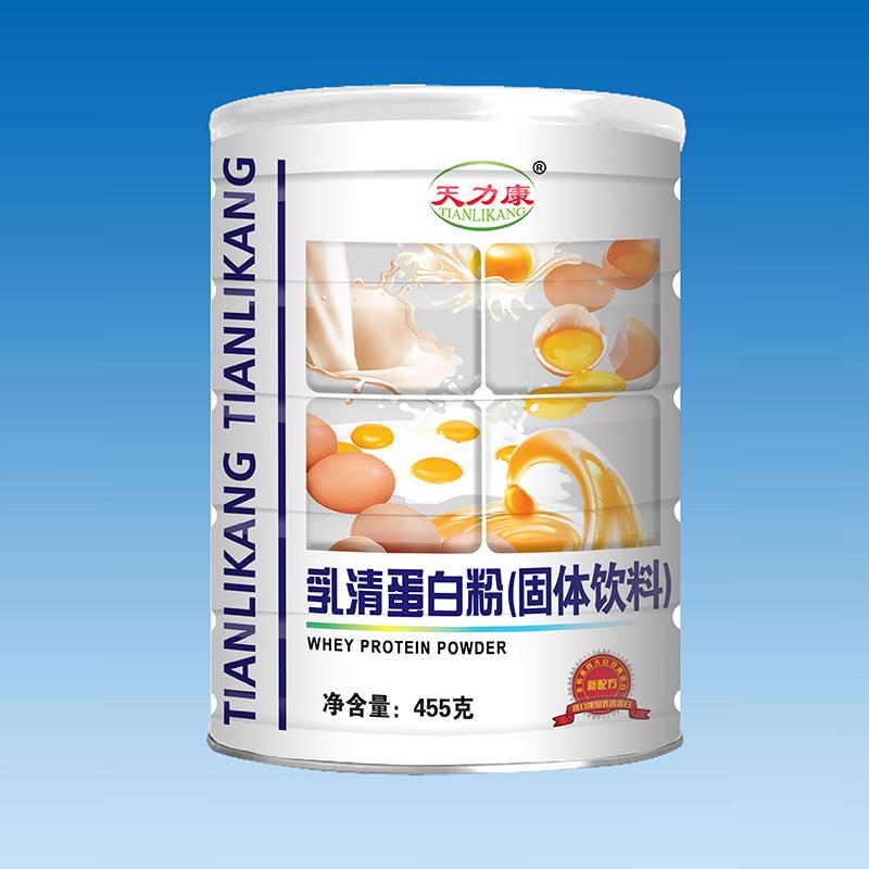 乳清蛋白粉(固体饮料)455克-乐天堂Fun88国际网上娱乐